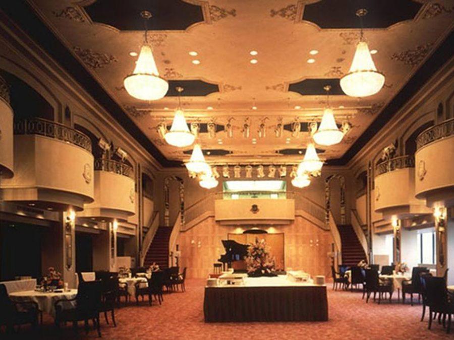 Hotel Ritz de Kobe en Japón